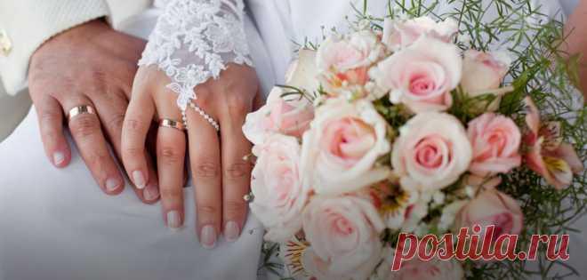 Поздравления с днем свадьбы красивые короткие