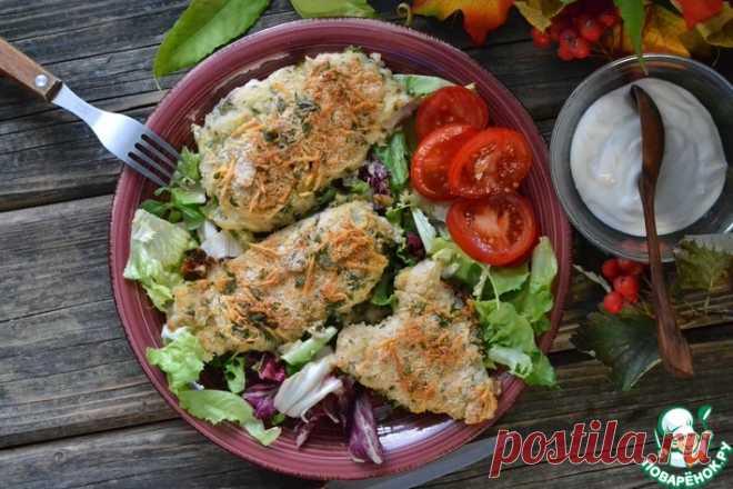 Куриные отбивные Кулинарный рецепт