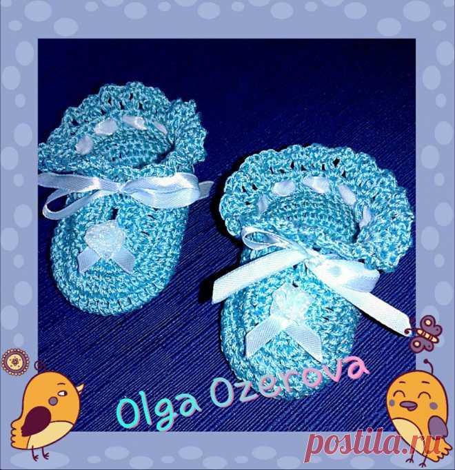 (1) Uncinetto creazione e fantasia di Olga - Фото