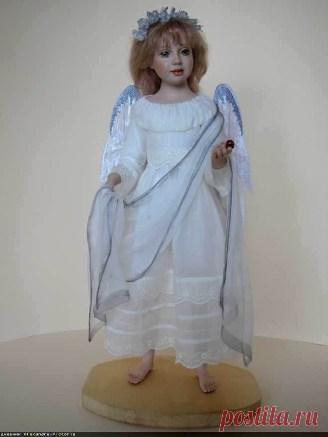 (+1) Author's dolls from Svetlana Nikulshina's porcelain