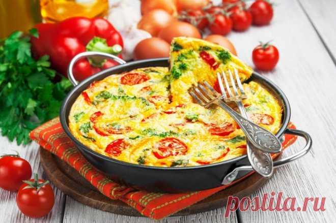 Омлеты со всего света: пять рецептов для семейного завтрака