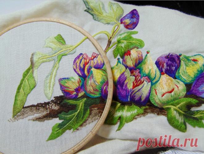 Одним из самых распространенных и древних способов украшения различных тканей и материалов является вышивка. Ее применяют как для украшения одежды и домашнего текстиля, так и для создания декоративных панно и композиций.