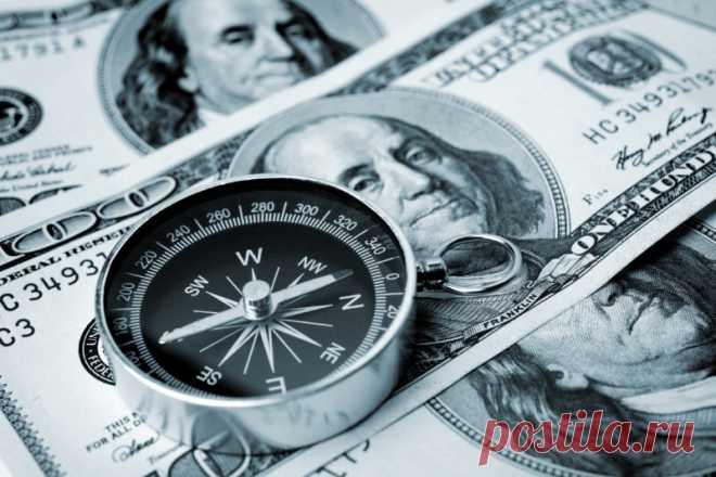 Ритуал на компас для притягивания богатства | Женские секреты