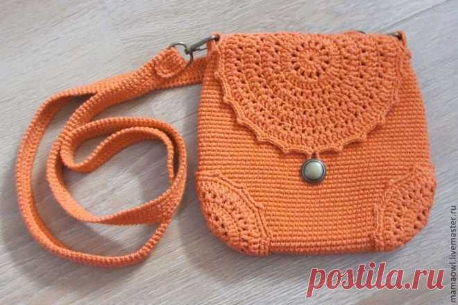 36d2e516e213 Детские вязаные сумки купить. - Вязание спицами простые схемы - Все лучшее  у нас -