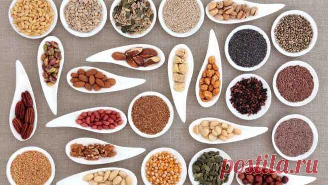 Лучшие семена для здорового питания В здоровом питании должны быть семена, их преимущества для здоровья безграничны. Узнай, насколько полезными могут быть разные семена. Это самые полезные виды, выбери те, что тебе по вкусу.