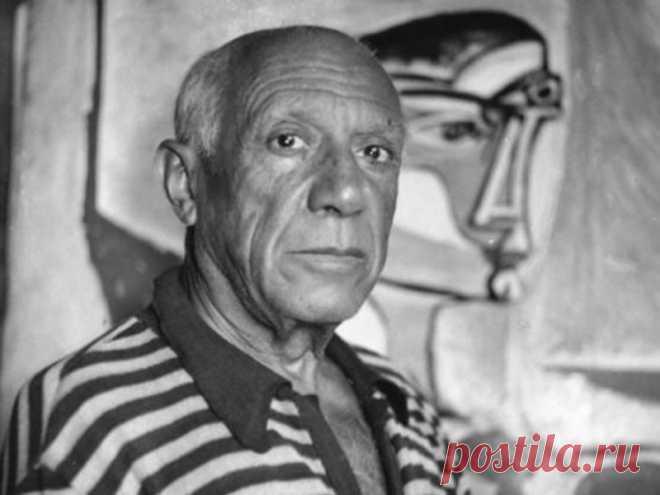 20 цитат Пабло Пикассо о том, как быть художником по жизни. Он прошел через все испытания: нищетой и богатством, войной и миром, женским вниманием и всемирной славой.