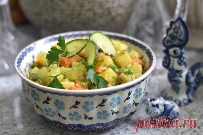 Картофельный салат 2020 - Cooking Palette