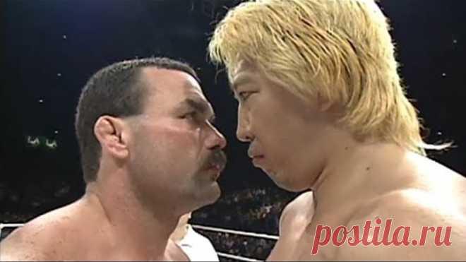 Old School: Дон Фрай vs Ёсихиро Такаяма