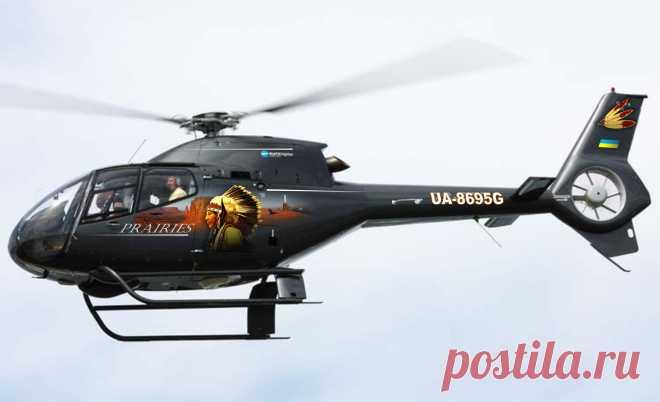 "Еurocopter ЕС-120 ""Прерии"""