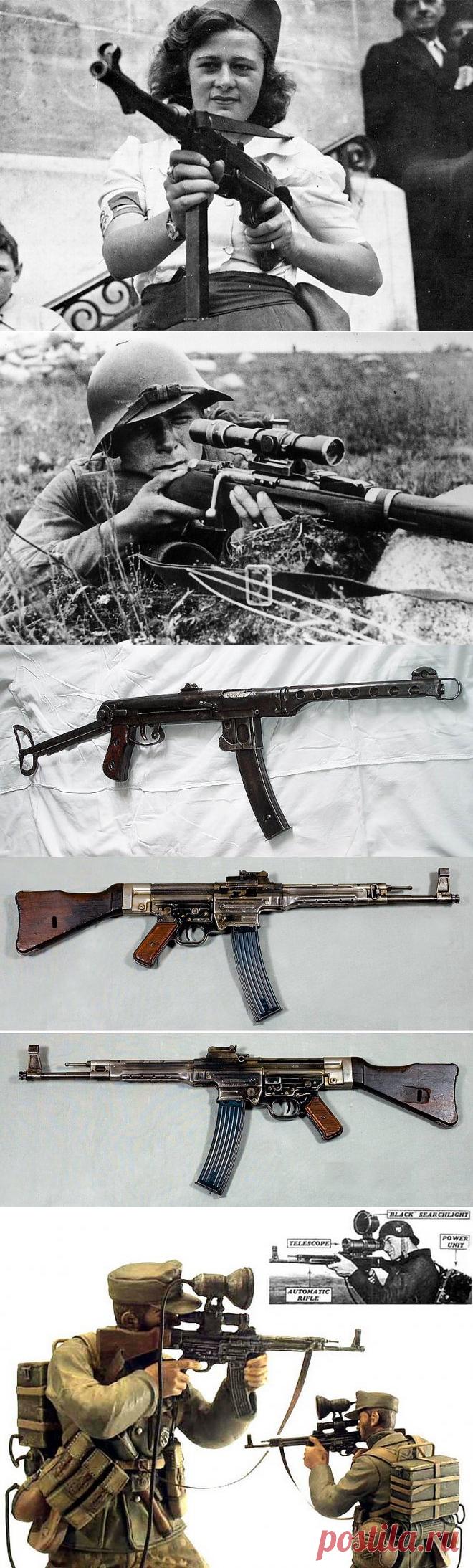 strelkovoe-oruzhie-vtoroy-mirovoy-voyni