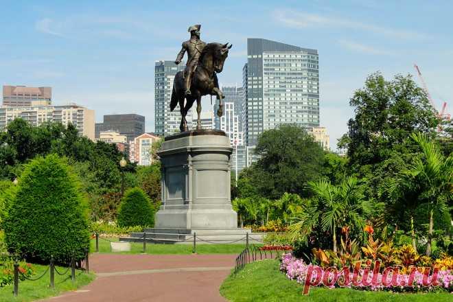 США: Достопримечательности столицы штата Массачуcетс - Бостон!
