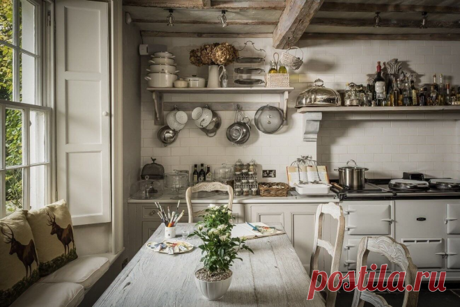 Какие элементы декора превратят ваш интерьер в стиле прованс в уголок уюта и тепла   Lavanda-decor   Яндекс Дзен