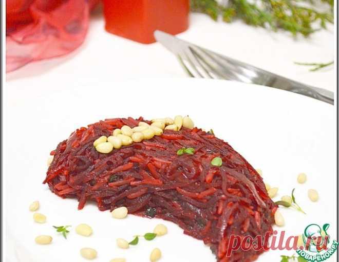Свекла с рисом по-мароккански – кулинарный рецепт