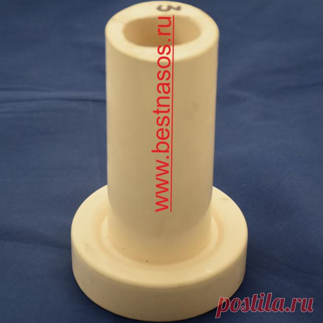 Запчасть для винтового насоса Бурун СХ: пищевая обойма (статор) до +35 градусов