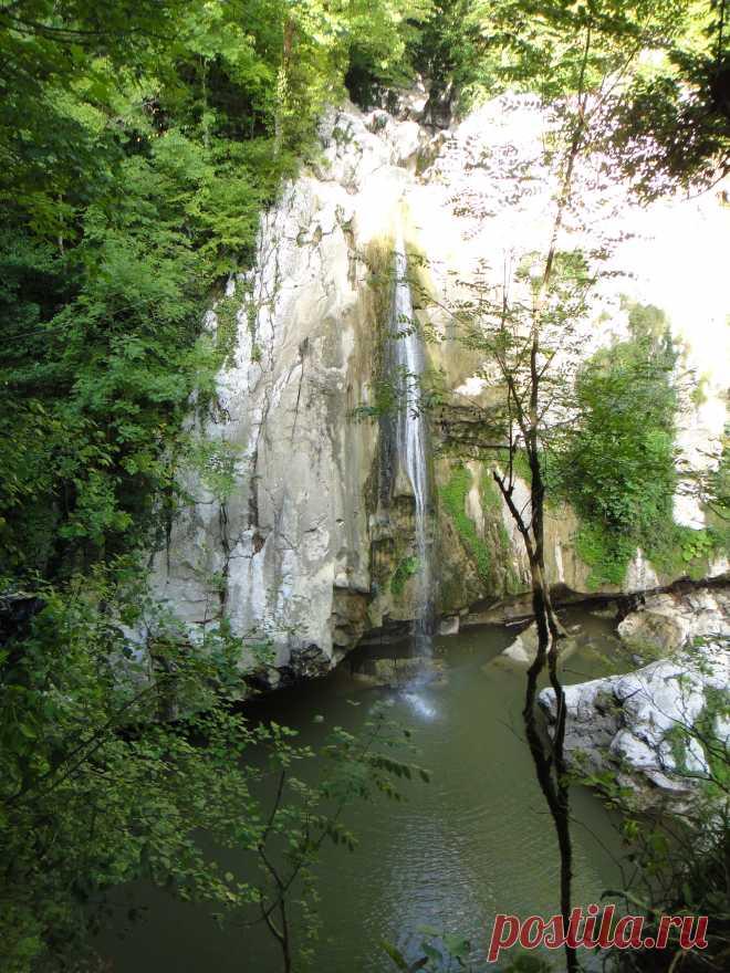 one more Agura Waterfall. Adler. 2012