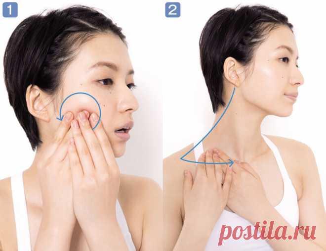 Носогубки долой: два пальца и 15 минут чтобы разгладить носогубные складки
