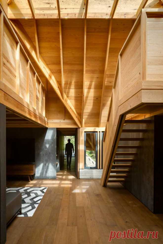 Красиво и необычно: Лучшие дома 2020 года (декабрь) | Частная Архитектура | Яндекс Дзен