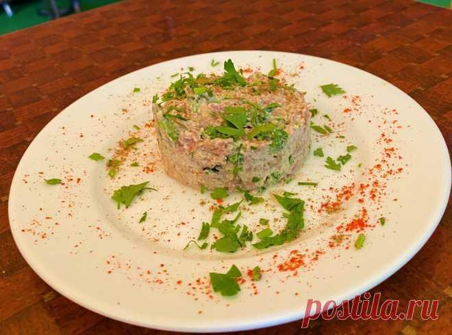 Угораздило же меня поесть у армян национальный салат «Цахтон», теперь буду готовить его постоянно, правда стоит это дорого | Под зонтиком | Яндекс Дзен