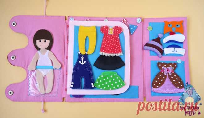 МК кукла со шкафом | Мастерская КАР