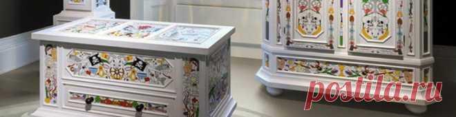 Переделка старой мебели своими руками: пошаговая инструкция