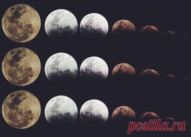 Приметы на растущую и убывающую Луну: на деньги, любовь, удачу