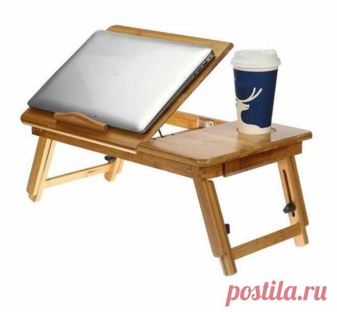 Как сделать столик для ноутбука