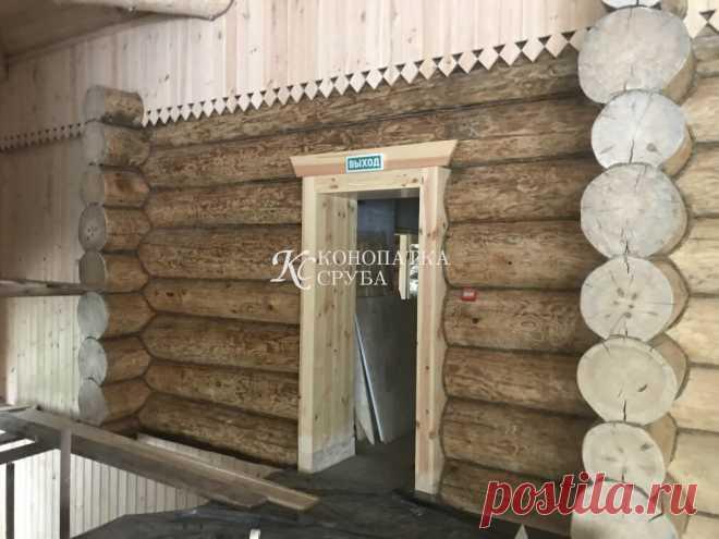 Отделка дома - Заказать отделку деревянного дома под ключ в Москве