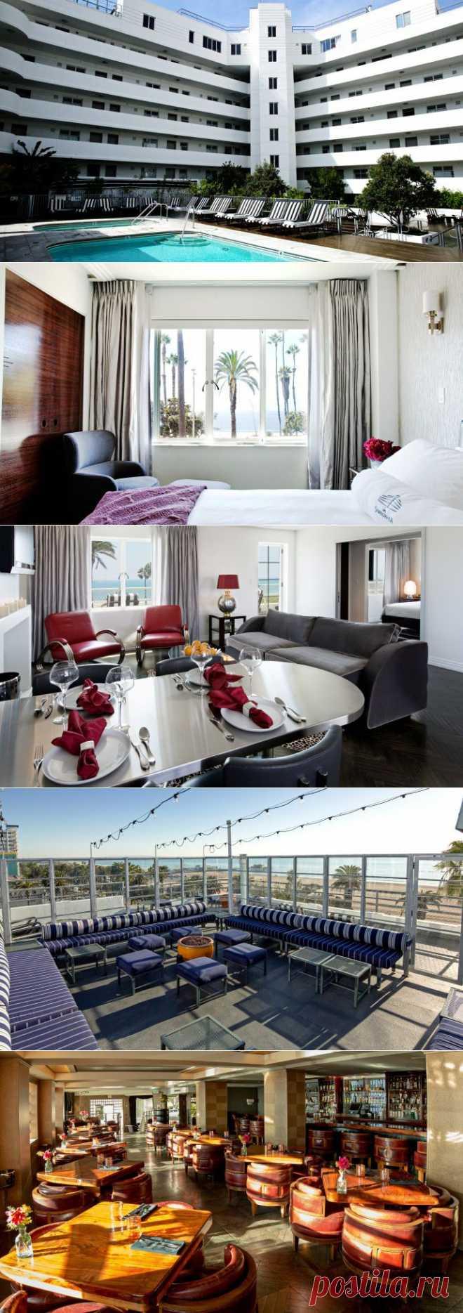 Отель Shangri-La Santa Monica (Санта-Моника, Калифорния)