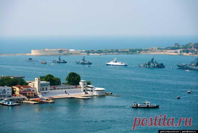 Севастополь и Симферополь с высоты: города пользы и славы | ФОТО НОВОСТИ