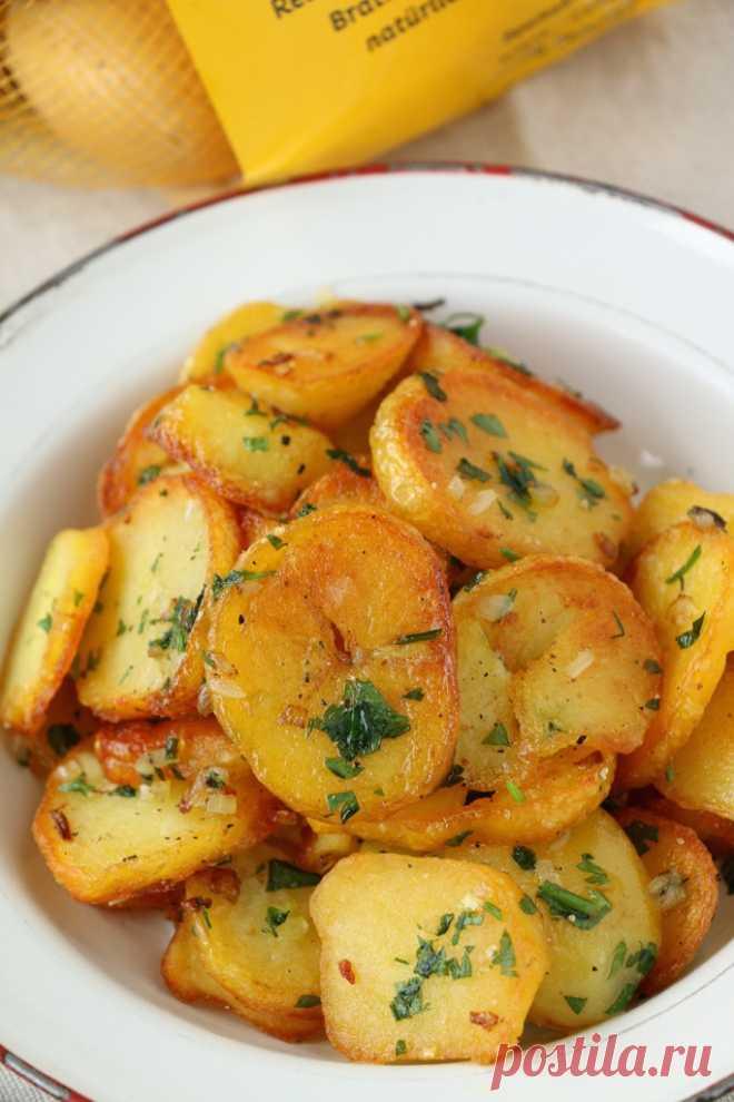 Bratkartoffeln, meine perfekten • Cookingaffair.de