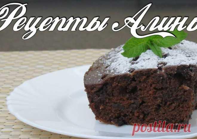 (41) Это БОМБА!!! Шоколадный пирог с черносливом с коньячной пропиткой - пошаговый рецепт с фото. Автор рецепта Алина . - Cookpad