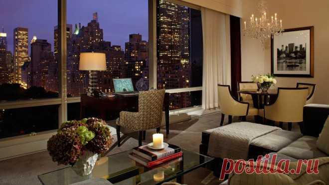 TRUMP INTERNATIONAl HOTEL & TOWER – New York | Trump International Hotel & Tower Нью-Йорк является символом Эмпайр-Стейшн, что свидетельствует о страсти и драйве человека, которому суждено построить свою империю.