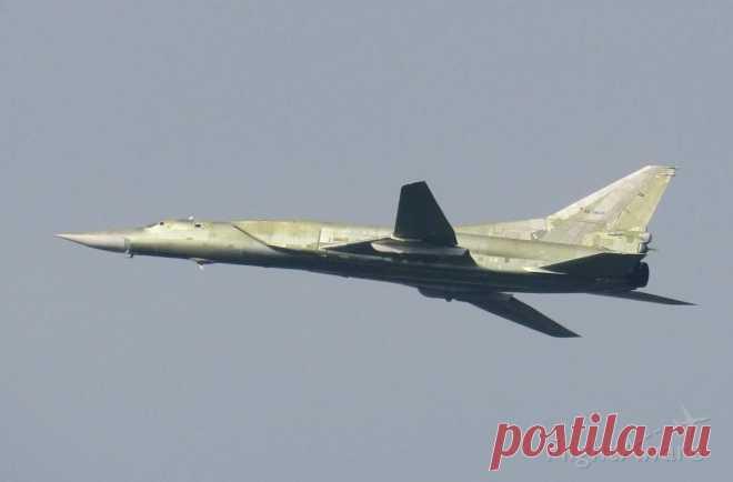 Фото RFF Tupolev Tu-22 (RF-34035) ✈ FlightAware
