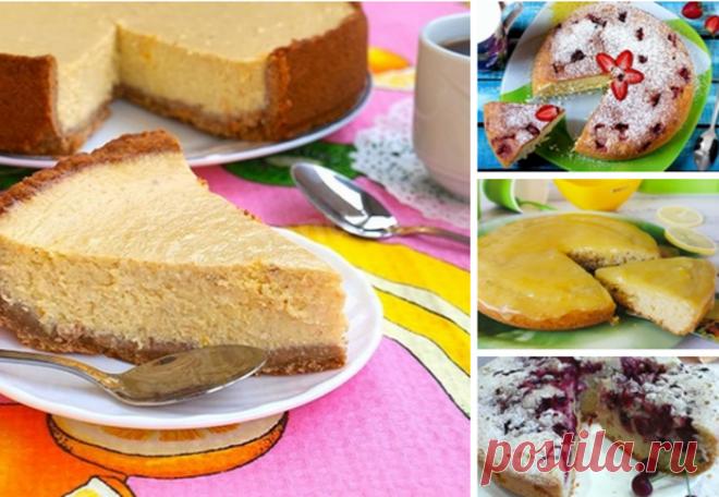 Рецепты вкусных летних пирогов в мультиварке