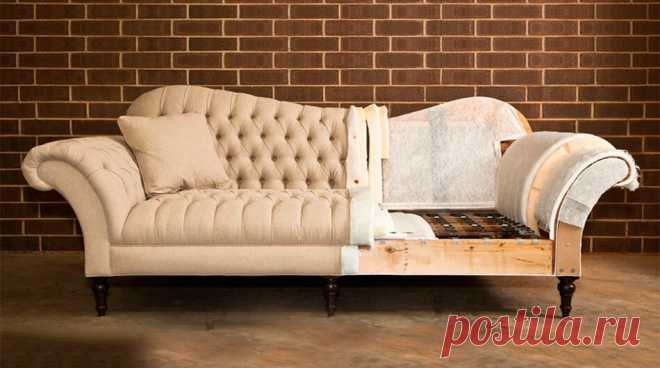 Выгодно ли перетягивать мягкую мебель?