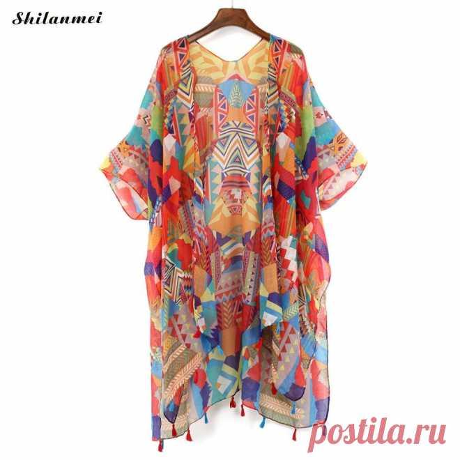 Летняя блузка из легчайшей дышащей ткани за смешные деньги