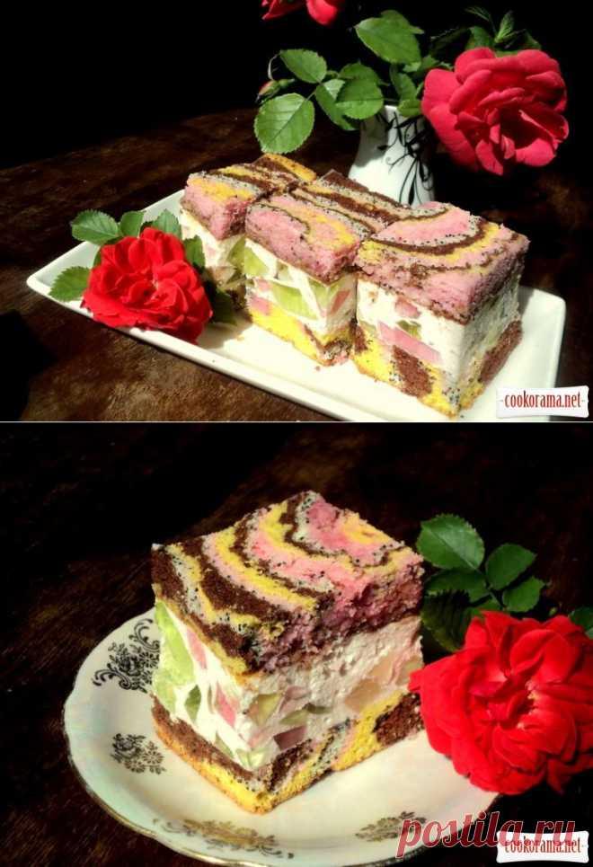 Пляцок «Цыганская тропа» / Кукорама — вкусные рецепты!