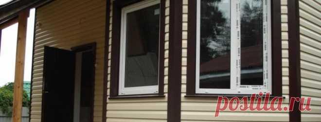 Отделка и облицовка дома снаружи сайдингом: инструкции + фото домов