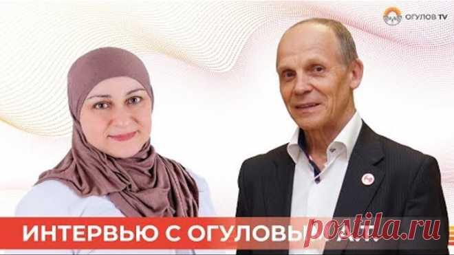 Огулов Александр Тимофеевич в Грозном | Интервью