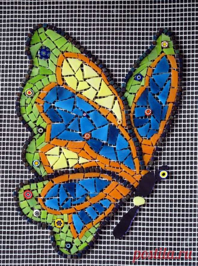 Mosaic Butterfly (Page 4) - Line.17QQ.com