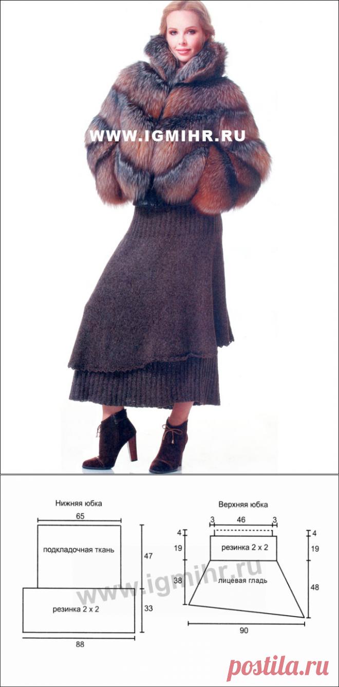Original double skirt