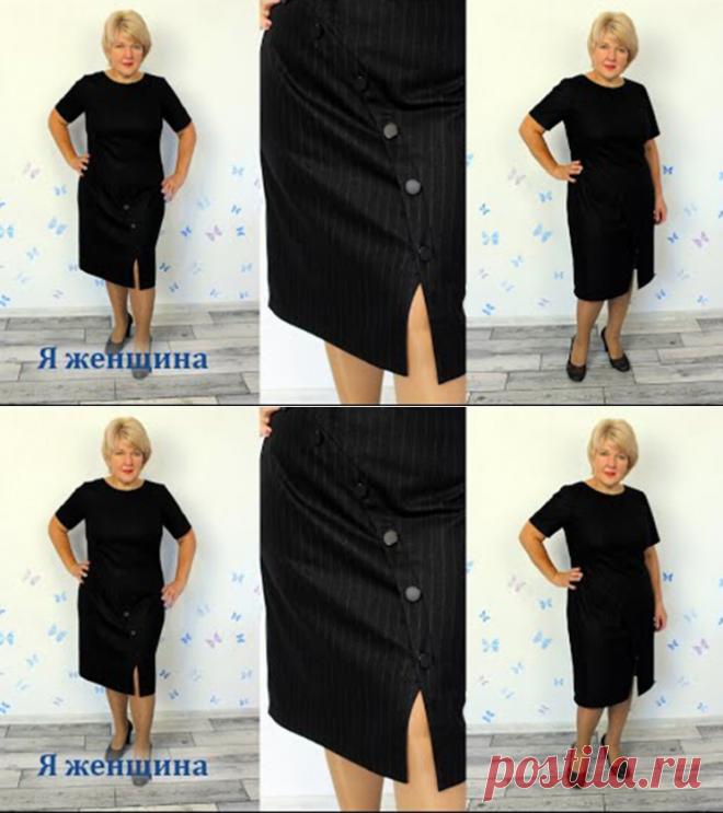"""Это платье очень универсально и подойдет на """"все случаи жизни"""" (Шитье и крой) – Журнал Вдохновение Рукодельницы"""
