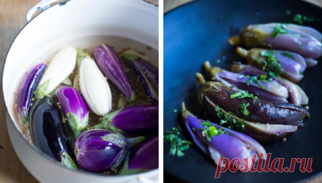 Попробуйте! Марокканский маринованный баклажан. Вкусный рецепт - Сайт для женщин Марокканский маринованный баклажан Рецептов блюд с баклажанами(синенькими) довольно много и это здорово. Особенно то, что этих рецептов и методов приготовления много меня радует в пик сезона баклажан. Сегодня я хочу показать вам, дорогие мои друзья, еще один рецепт приготовления синеньких – Маринованные баклажаны по-мароккански! Я рекомендую готовить маринованные баклажаны по-марокканский в ко...