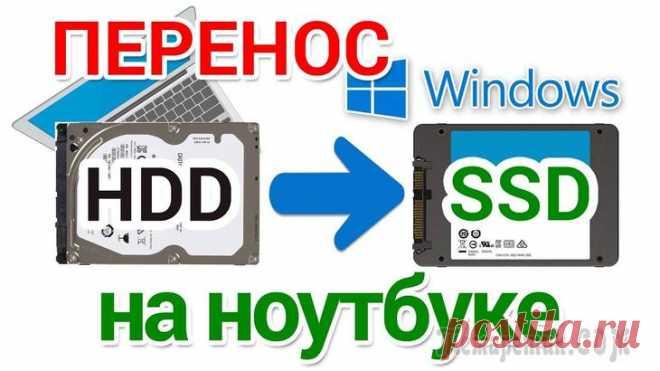 Как скопировать текущую версию Windows на SSD Если в вашем компьютере установлен традиционный жёсткий диск, скорость работы у него не максимально возможная для современного ПК. Чтобы добиться высокой скорости, нужно поставить твердотельный накопи...