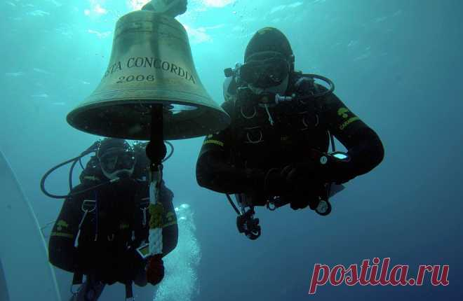 Внутри круизного лайнера Costa Concordia | ФОТО НОВОСТИ