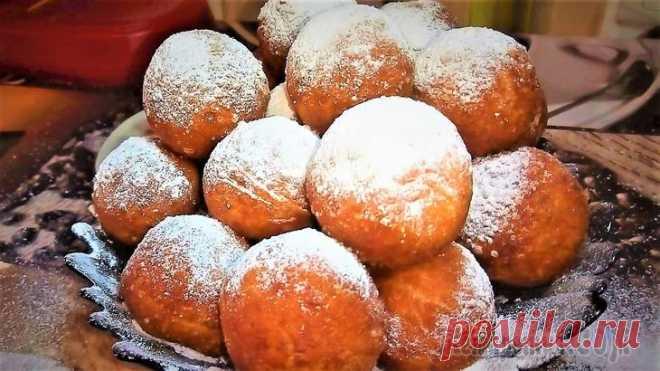 Творожные пончики - мягкие и воздушные Из небольшого набора продуктов получается большая тарелка вкусной выпечки. Этот легкий и быстрый рецепт, как приготовить пончики из творога, пригодится, когда вам вдруг захочется сладкой выпечки. Таки...