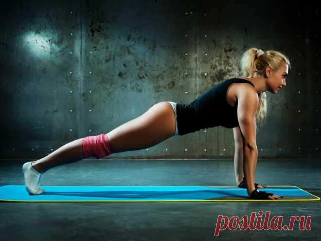 Лучшее в мире упражнение для всех мышц