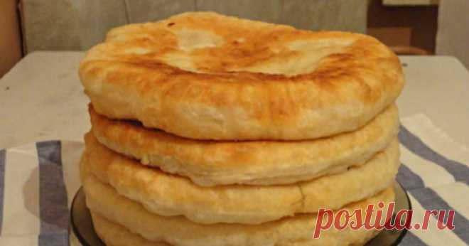 Magnificent flat cakes on kefir: fast recipe of an extraordinary yum-yum! I give instead of bread.
