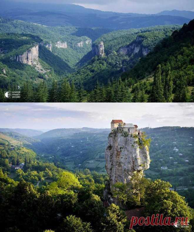 Красота Грузии   В отпуск хочу!