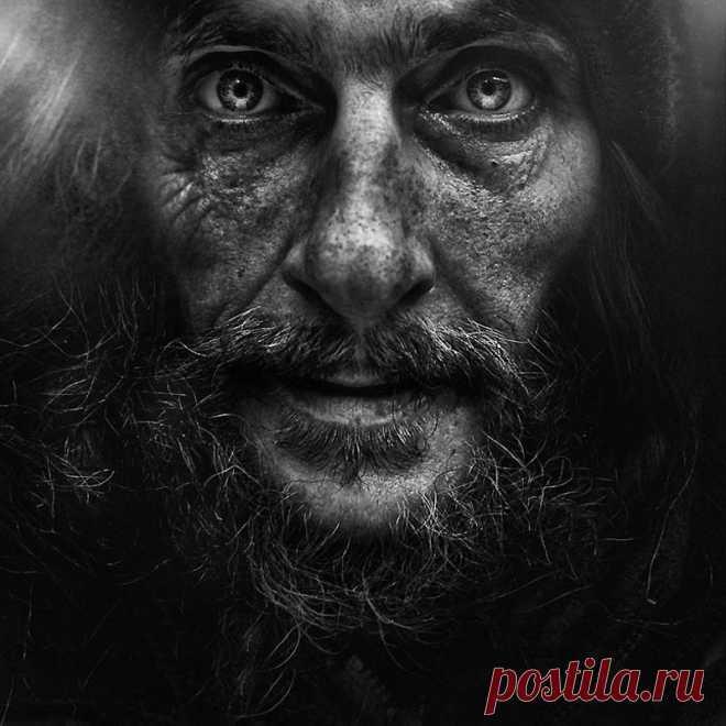Манчестер, 9 января 2011 года.    Портреты бездомных от фотографа Ли Джеффриса • НОВОСТИ В ФОТОГРАФИЯХ